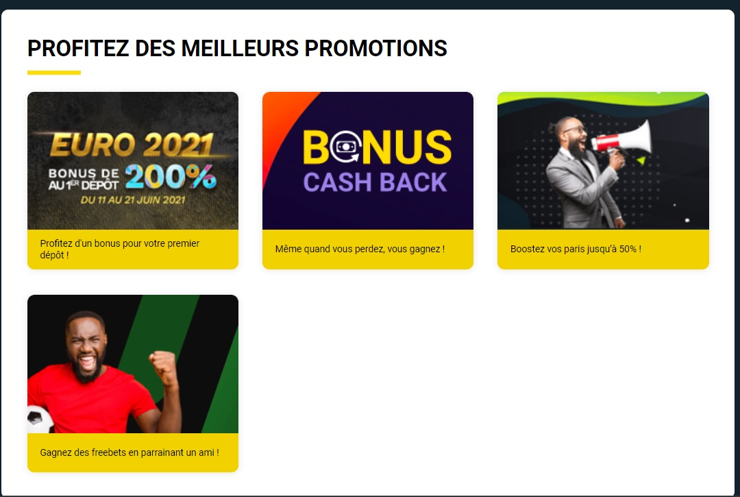 Sunubet promotions